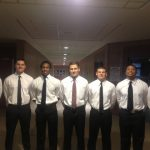 OHS Football Attends Leadership Conference