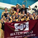 Girls Water Polo Wins District Championship