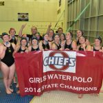 Girls Water Polo Wins State Championship