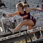 Video: Schiro has a storybook ending with 300m Hurdle state title.
