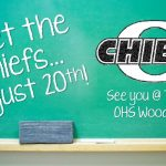 Meet the Chiefs on August 20th!
