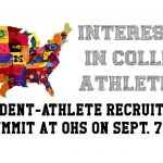 OHS to host College Recruiting Summit on Sept. 7th