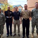 Military Appreciation Night set for October 17