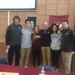 Four Okemos Soccer Student-Athletes Headed to DI Universities