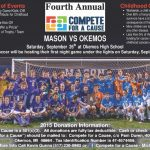 """Compete for a Cause"" soccer game set for September 26th under the lights"