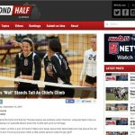 "OHS Volleyball featured on MHSAA ""Second Half"" website"