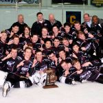 Okemos 5, Pinkney 2:  Okemos Hockey Regional Champs