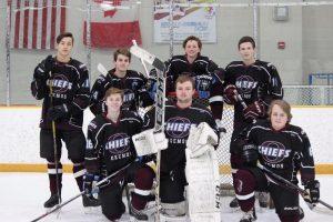 Okemos Varsity Hockey Team