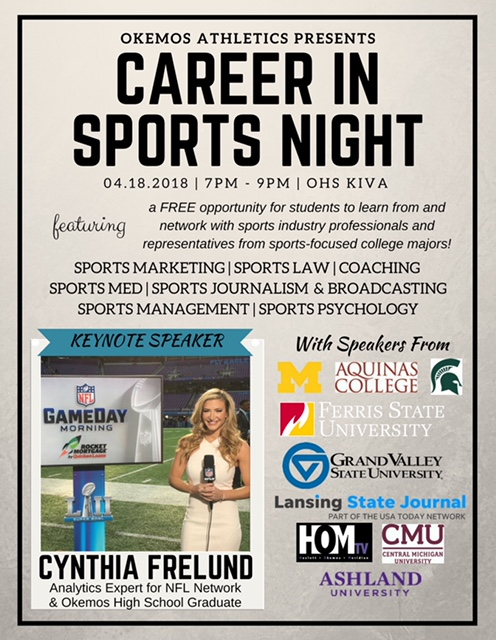 Career in Sports Night