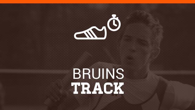 Seven Advance to Bruin Invite Finals; Vance and Freeman win in Field Events