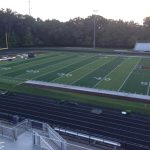 Padua Stadium – turf field installation nears completion