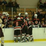 Hockey goes 2-2 this weekend at Walsh Thanksgiving Hockey Tournment