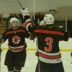 Demsey, Majors, and Szpak Score to lift Bruins over Cougars