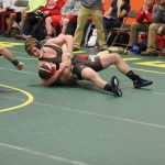 Wrestling team suffers loss at State Dual Finals in Columbus