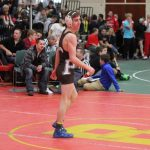 Wrestling Advances to Regional Semi-Finals for Dual Matches