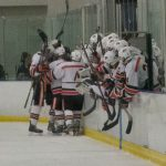 Hockey suffers defeat to St. Ed's 4-2 in Cleveland Cup