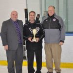 Padua Hockey Head Coach Greg Coyle '77 chosen as GLHL Coach of the Year