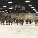 Hockey suffers defeat to St. Ignatius to end season