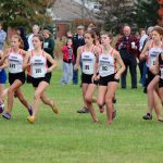 Girls Cross Country qualifies for States for the 1st time in School History