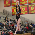 Gymnastics Finishes Top 12 at Sectionals; Lancaster Qualifies for Districts