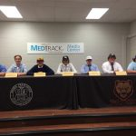 Seniors Continuing Athletic Careers in College