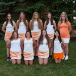 Girls Junior Varsity Tennis beat Notre Dame Cathedral Latin School 4-1
