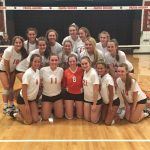Volleyball recognized for State, District and NCL honors