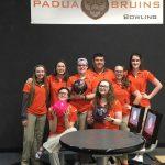 Girls Bowling team wins league title