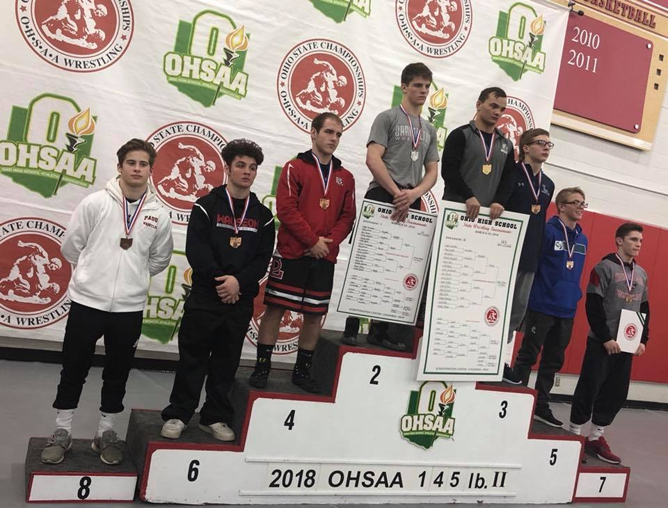 State Wrestling Recap Day 2 & 3; LoFaso becomes State Placer in Weigh Class
