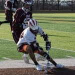 Boys Varsity Lacrosse falls to Holy Name 13 – 8