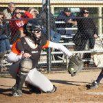 Girls Varsity Softball beats Magnificat 5 – 4