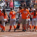 Girls Varsity Softball beats Bay 11 – 2