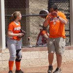 Softball Summer Calendars for June and July