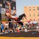 Track Teams defeat Garfield Heights