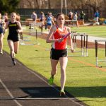 Girls Defeat NDCL in Dual Meet and Boys Suffer Defeat