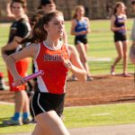 Day 1 Track & Field Results; 2 District Champions in Field Events