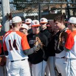 Varsity Baseball took home a 6-1 victory over Cloverleaf on Tuesday; advance to face Holy Name Today