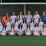 Girls Junior Varsity Soccer beats Valley Forge 7 – 1