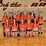 Freshman Volleyball Sweeps Trinity