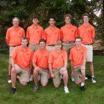 Boys Varsity Golf beats Western Reserve Academy 177 – 194