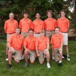 Boys Varsity Golf finishes 5th place at NCL Tournament