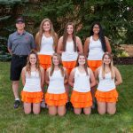 Girls Tennis finishes 3rd in NCL's