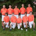 Boys Junior Varsity Golf falls to Copley 199 – 212
