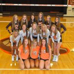Varsity Volleyball sweeps Brunswick; Advances to District Finals