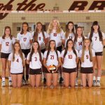 Girls Junior Varsity Volleyball beats Gilmour Academy 2 – 0