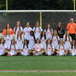 Girls Soccer recognized for District and NCL Honors
