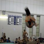 Blatnik just misses Medal Stand at NCL Diving