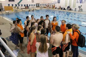 Swim Meet vs Valley Forge Photos