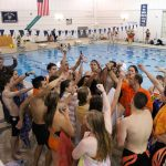 Girls Swimming Remains Undefeated in Dual Meets