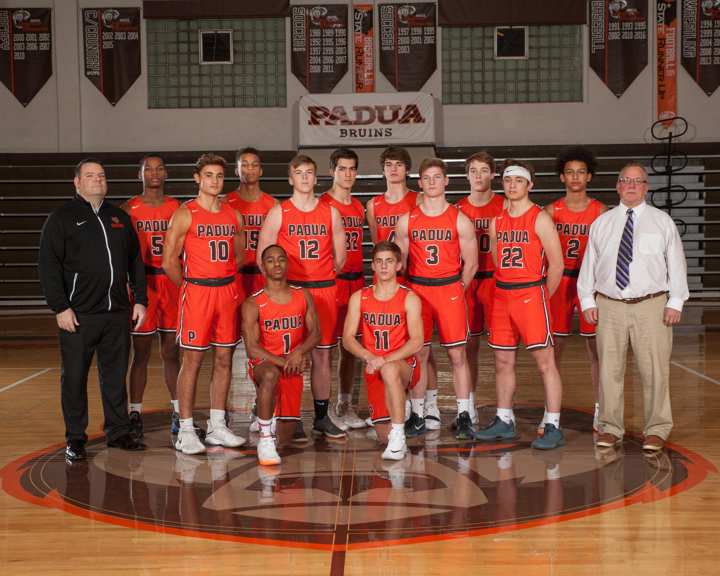 Padua Basketball defeats Independence 51 – 50